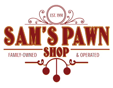 Sam's Pawn | Alton, Illinois Logo