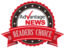 2017 AdVantage Reader's Choice for Best Pawn Shop and Best Electronics Store